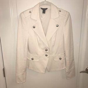 White House Black Market jacket. Size 6.